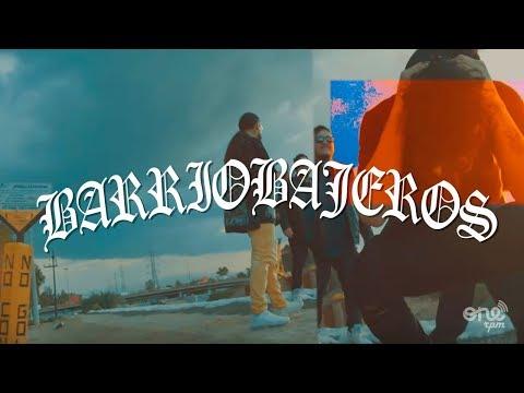 La Banda Bastön - Barriobajeros Ft. Yoga Fire & Alemán (Video Oficial)
