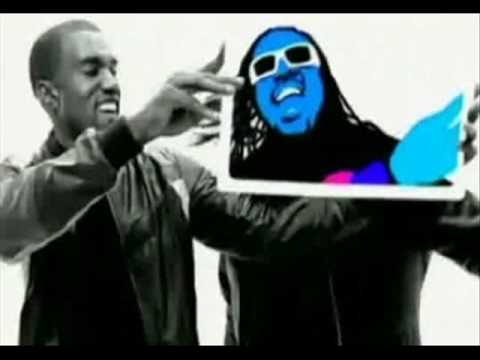 Kanye West ft. T-Pain - Flight School