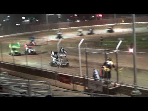 Delta Speedway  - September 2, 2017 Restrictor A main  Caeden Steele