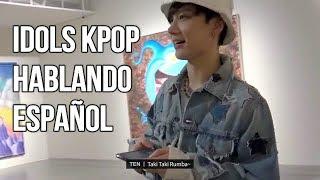 IDOLS  KPOP HABLANDO ESPAÑOL MP3