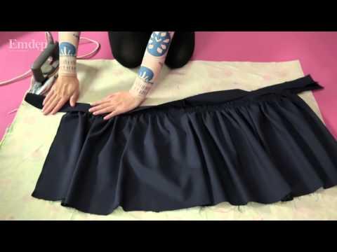 Thời Trang Hướng Dẫn Cách May Chân Váy Xòe đơn Giản Nhất - Alitaobao.vn