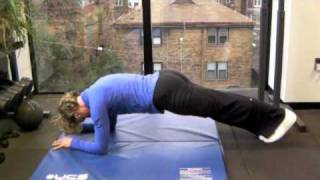 Core Exercises for Cyclists and Triathletes - Plank and Variations