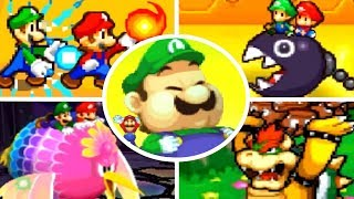 Evolution of Special Attacks in Mario & Luigi Games (2003-2019)