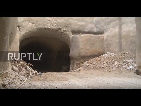 Israel: Jerusalem goes underground to solve grave crisis