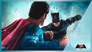 15 САМЫХ Интересных фактов о фильме Бэтмен против Супермэна: На Заре Справедливости! // ИФ