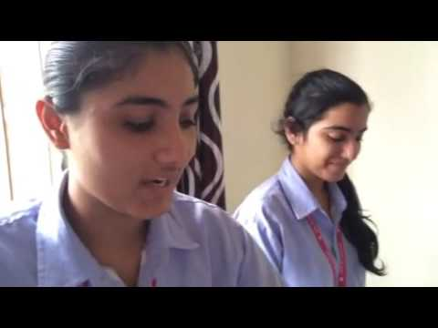 Exhibition by commerce dept in JPS ACADEMY
