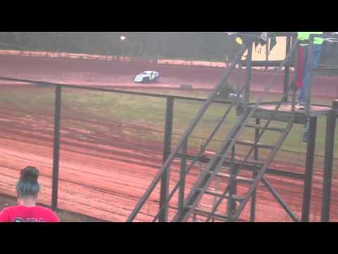 Sabine motor speedway limited modified hot laps