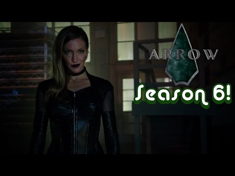 Arrow: Katie Cassidy Returning For Arrow Season 6! (My Thoughts)