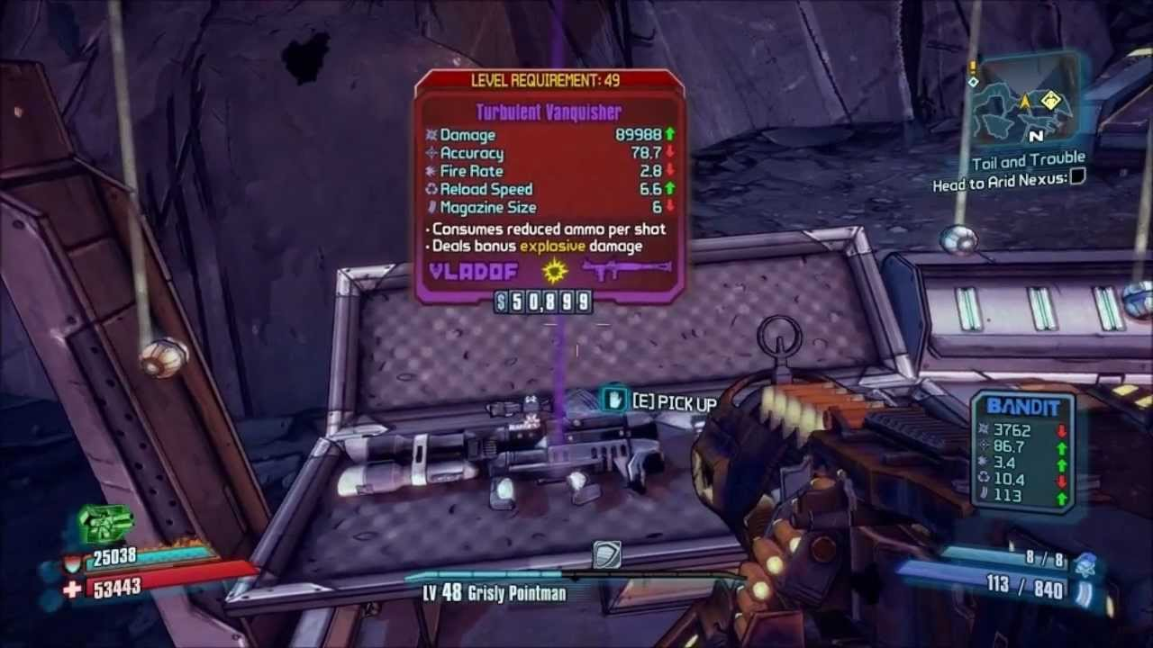 Easter Egg Borderlands  Lord Of The Rings