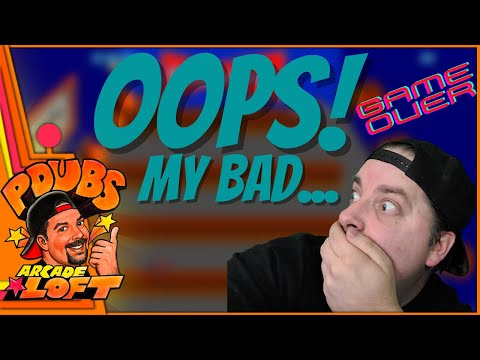 Catching up on iiRcade, AtGames, Arcade1Up..and OOPS! Did I make a mistake? from PDubs Arcade Loft