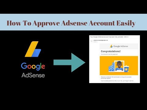 How to Approve Adsense Account fast 2018 - My secret tips