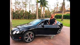 SOLD! 2013 Bentley Continental GT V8, 7500 miles, for sale by Autohaus of Naples 239-263-8500