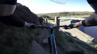 Sunday Morning Mountain Biking In Bolton-jumbles