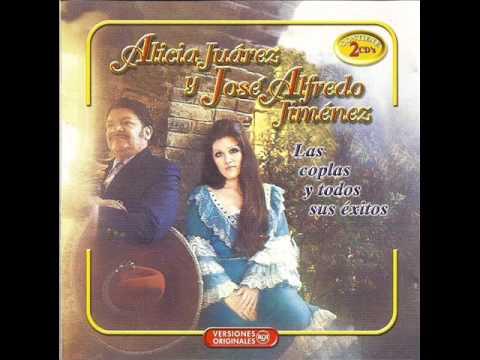 Lagrimas negras Alicia Juarez y Jose alfredo JImenez