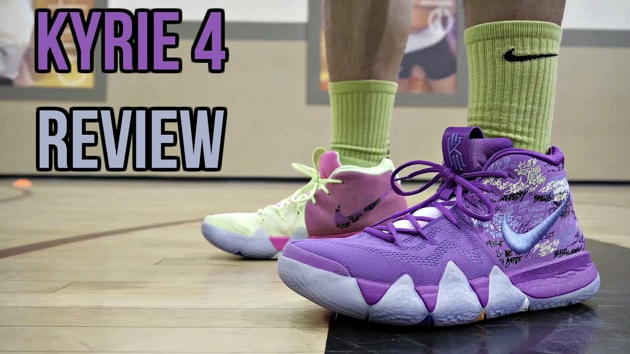 quite nice 244fd 5a1ce Nike Kyrie 4 Performance Review!