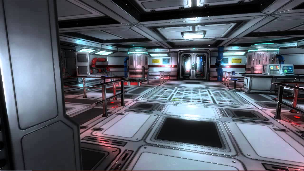 Unity 5 3d scifi kit vol 1 youtube for Unity 3d room design