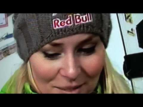 Lindsey Vonn Skier & Model | interview in German