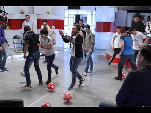 Kisabac Lusamutner eter 02.04.2016 Barca VS Real