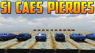 si caes pierdes gameplay gta 5 online funny moments gta v xbox one