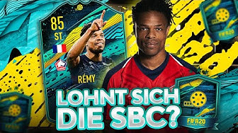 LOHNT SICH❓MOMENTS 85 LOIC REMY im TEST | FIFA 20 Ultimate Team