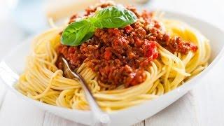 How To Make Spaghetti The Correct Way