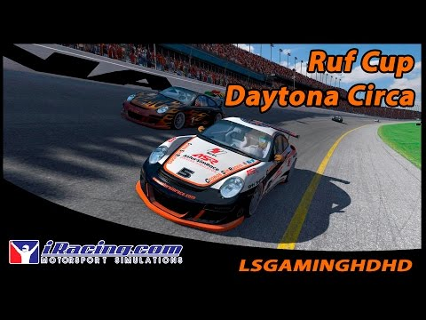 Live iRacing 16S2 W2 - Ruf Cup @ Daytona Circa + Formula Renault 2.0