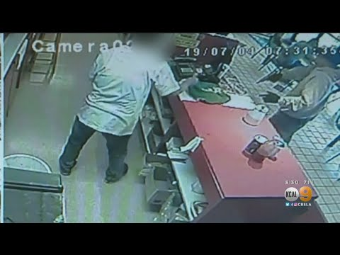 Caught On Video: Armed Robbers Go On Spree In Santa Ana
