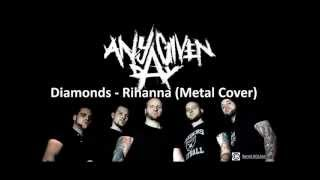 Скачать Any Given Day Rihanna Diamonds Metal Cover From Bernd KOLAJA
