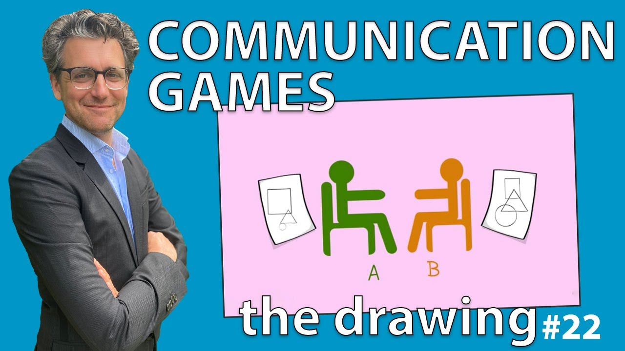 Communication Games Drawing 22 Youtube