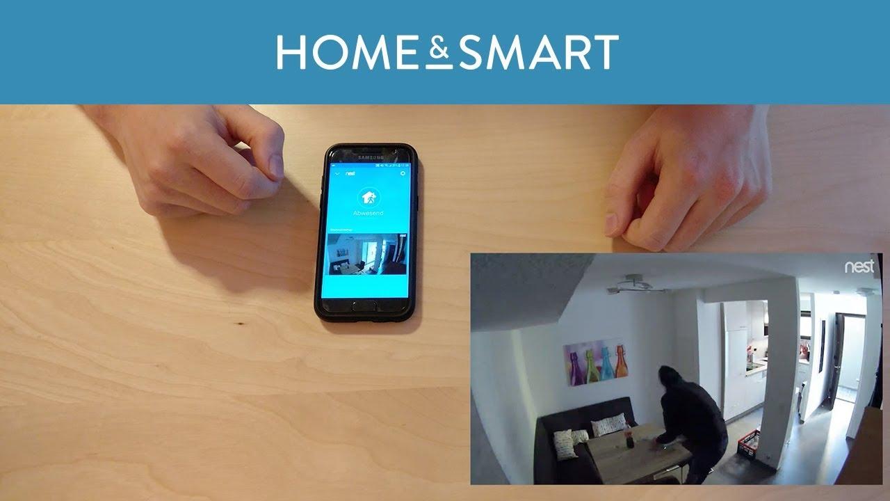 iphone überwachungskamera test