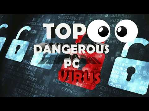 Top dangerous PC virus | security?? data kidnapping?? Get info from here