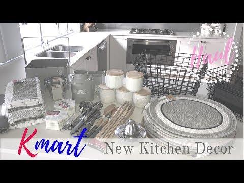HAUL | Kmart Kitchen Decor