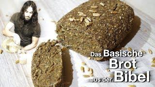 Glutenfreies Essener Brot selber machen - abnehmen mit Veganer Rohkost! (Brot aus der Bibel)
