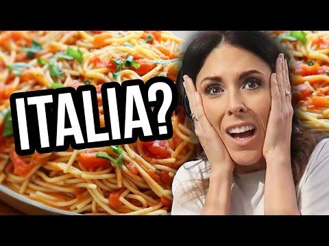 BACK IN ITALY?! (Lunchy Break)