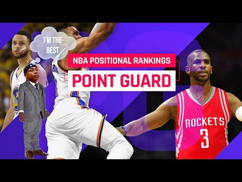 TOP 5 Point Guards in 2018