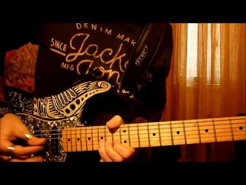 Guns N' Roses – Don't Cry guitar solo cover (Slash)