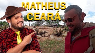 MATHEUS CEARÁ POR TRÁS DAS CÂMERAS! | RICHARD RASMUSSEN