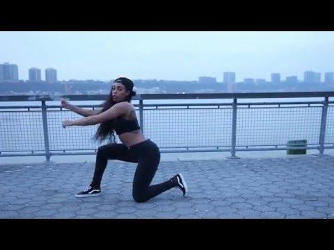 Christina Opoku X Nobody Has To Know by Kranium