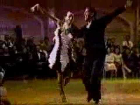 Donnie Burns & Gaynor Fairweather - Samba