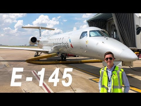 Assigned The Embraer 145! + Are You Ready For Ground School?