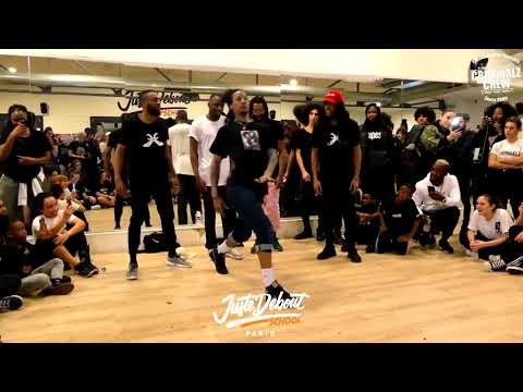 Laurent (Les Twins) - HANN - In The Club (CLEAR AUDIO)
