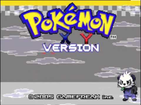Pokemon x and y gba rom hack mega evolution