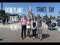 Day 2 Travel Day | Disneyland Paris Vlog | April 2017