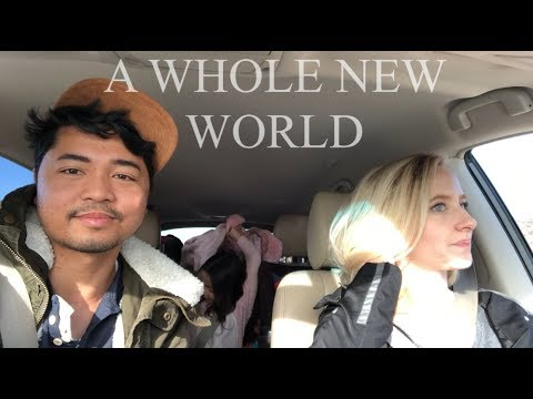 A Whole New World cover by Nephi and Bethanie Garcia DAY2