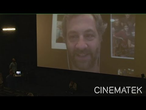 Live Stream with Judd Apatow