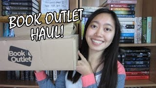 December Book Haul/Unboxing 2014 (BookOutlet Edition) Thumbnail
