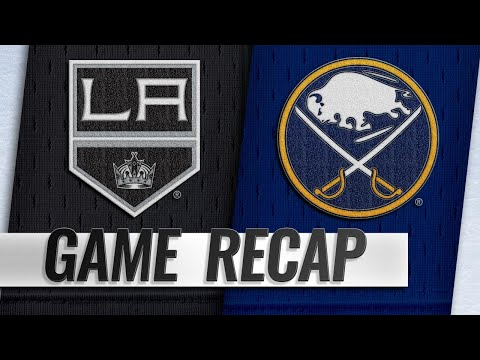 Skinner scores PPG in overtime to cap Sabres rally