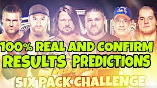 WWE Fastlane 2018 Confirm Results Predictions   100% Real And Confirm Results