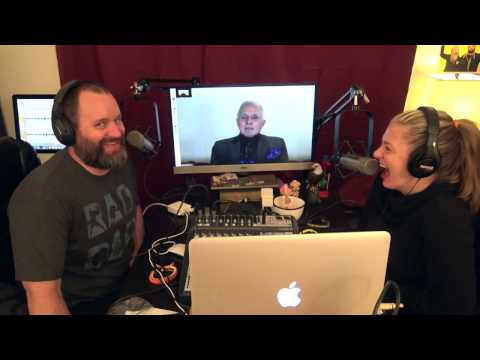 Tom Segura and Christina Pazsitzky Skype with Dan Pena