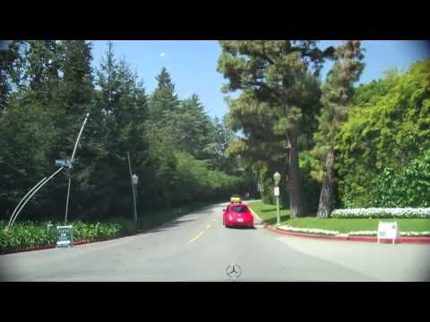 Christophe Choo's tour of Bel Air - Beverly Hills Real Estate - 90201 - Beverly Hills Homes